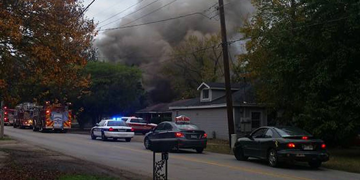 Two children killed in house fire identified