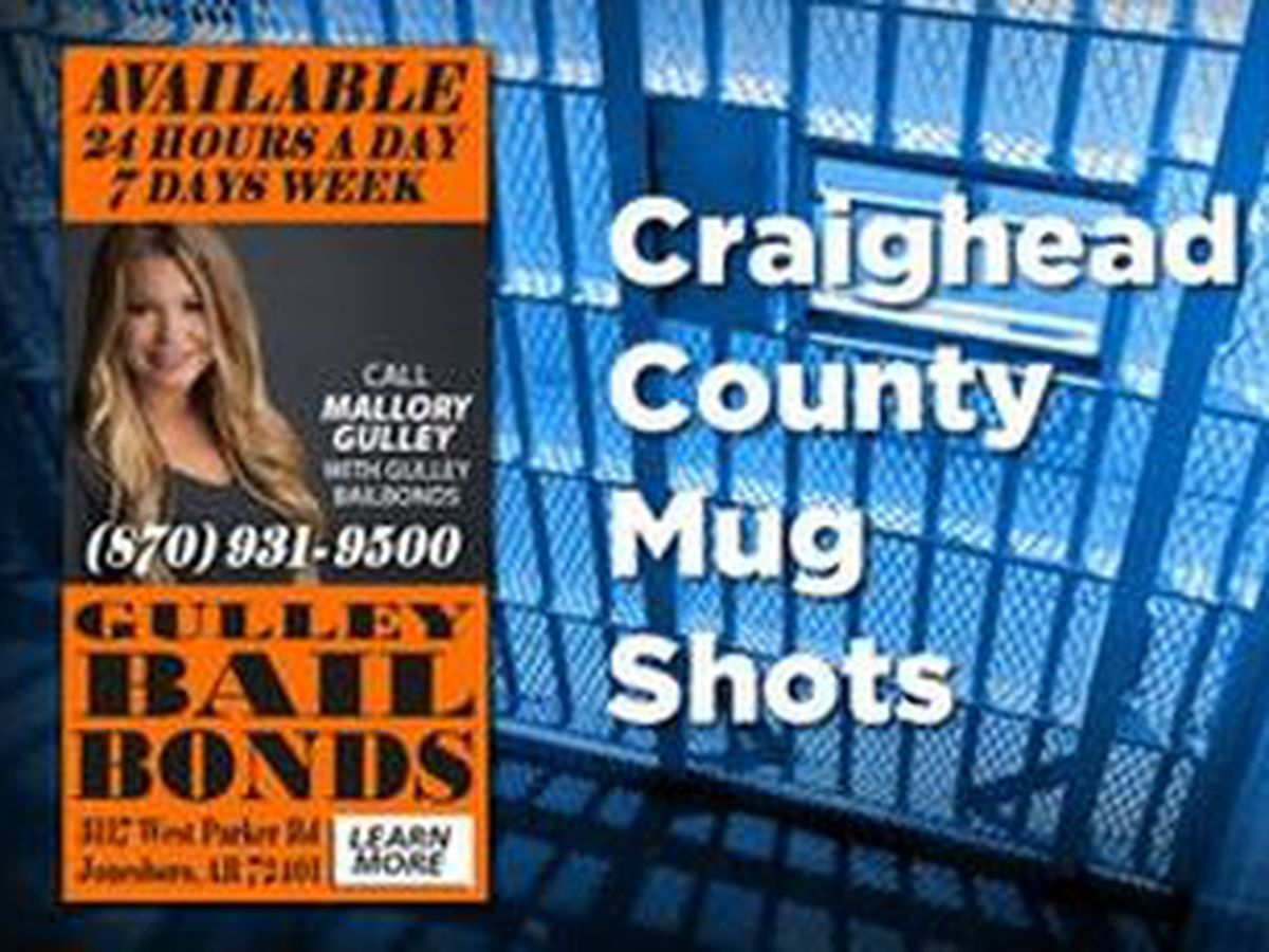 Craighead Co. mug shots, March 24-30