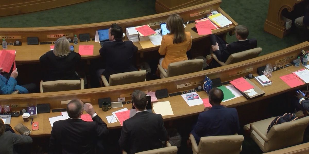 Report: Legislature concludes, debate over issues continue