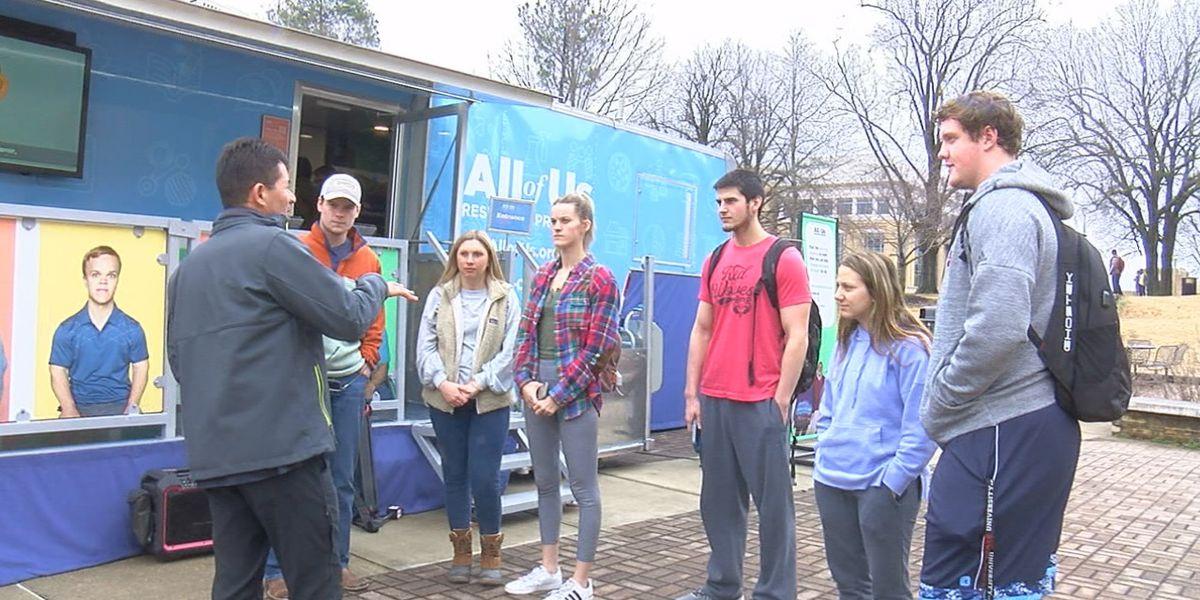 All of Us Journey program stops in Jonesboro