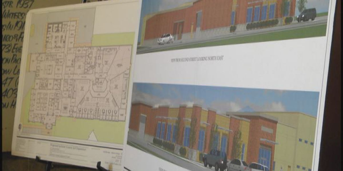 Jackson Co. leaders sign deal to build new jail