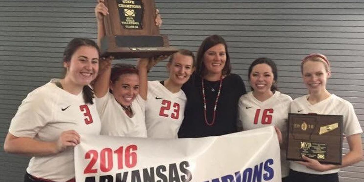 Local volleyball teams dominate in State finals