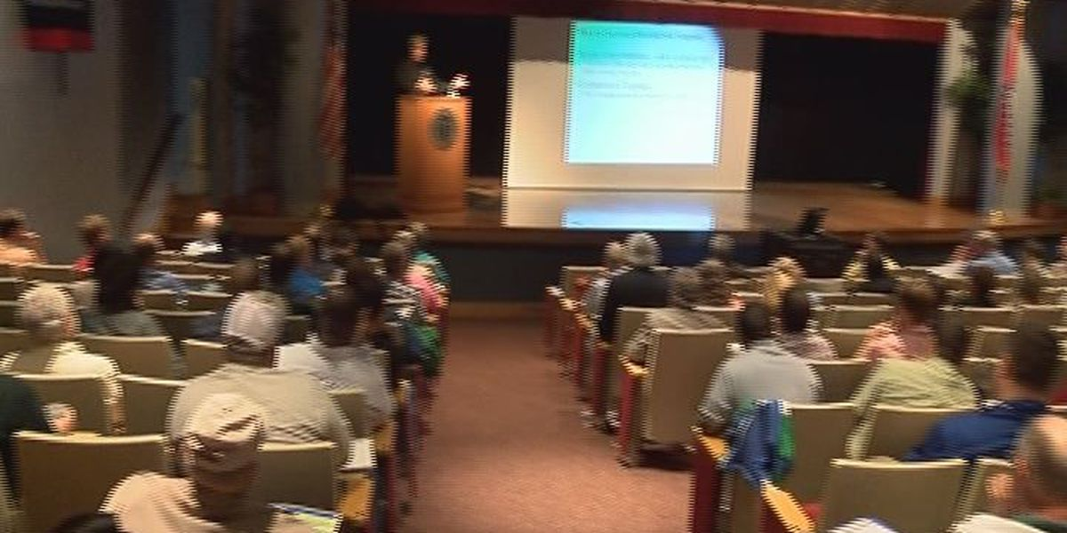 USDA discusses management soil in Arkansas