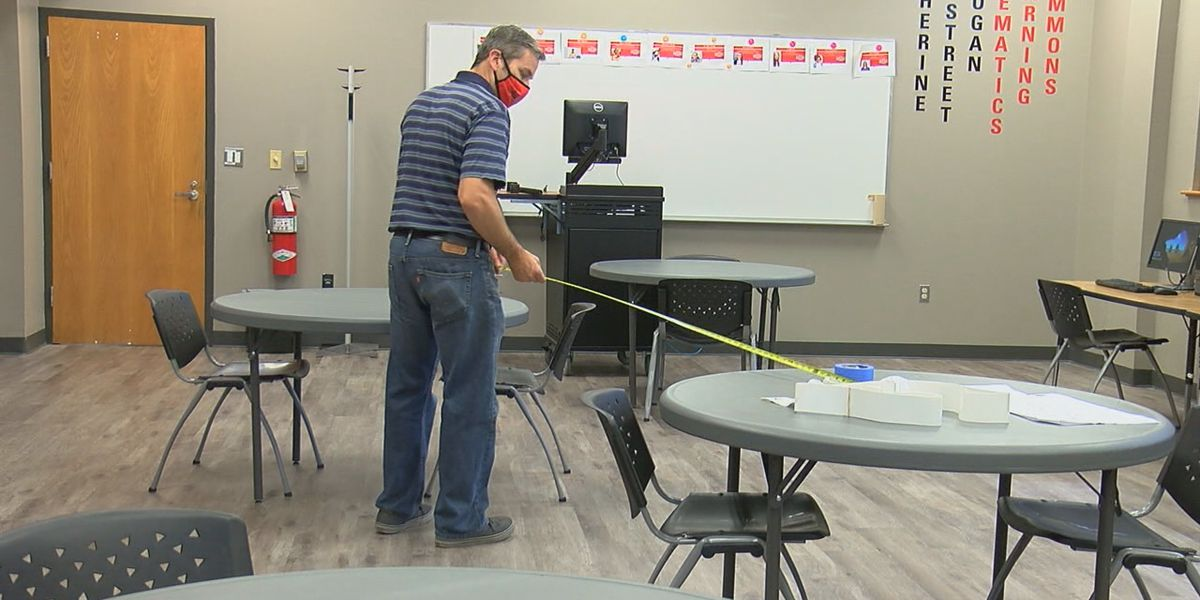 A-State preps for students and faculty on campus