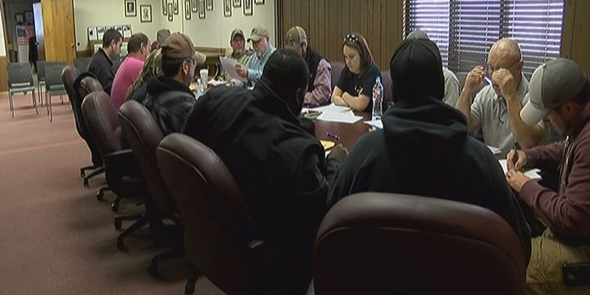 Paragould police hold concealed carry classes
