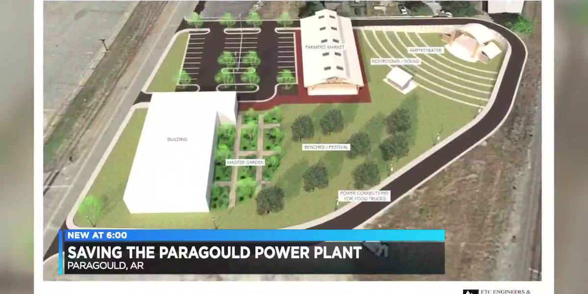 Group working to save power plant shares renderings of event venue, outside amphitheater