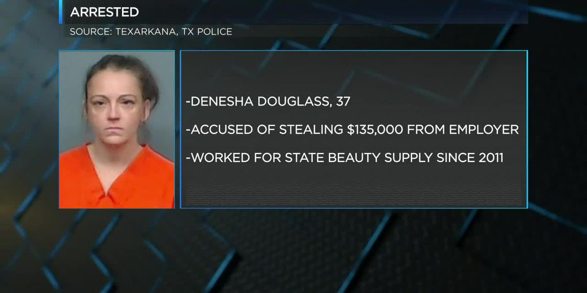 TTPD: Woman accused of stealing thousands from employer