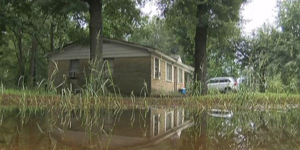 Floods wash out Fair Oaks