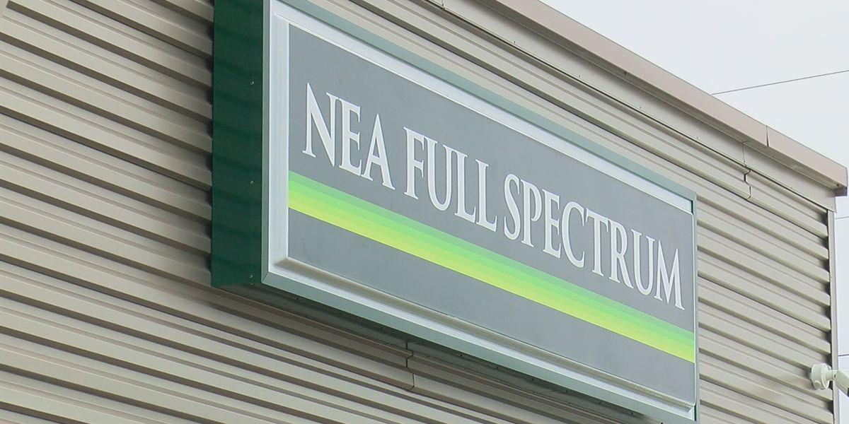 The first medical marijuana dispensary in NEA opens