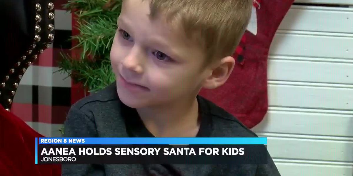 AANEA holds 'Sensory Santa' for kids