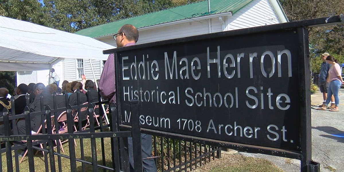Historical Eddie Mae Herron Center celebrates 100 years