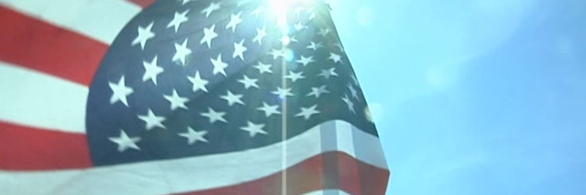 Thieves steal flags from Region 8 civic club