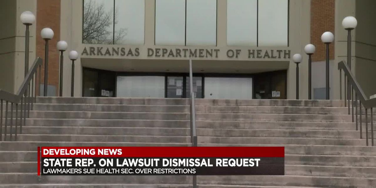 Arkansas requests dismissal on lawsuit against Secretary of Health