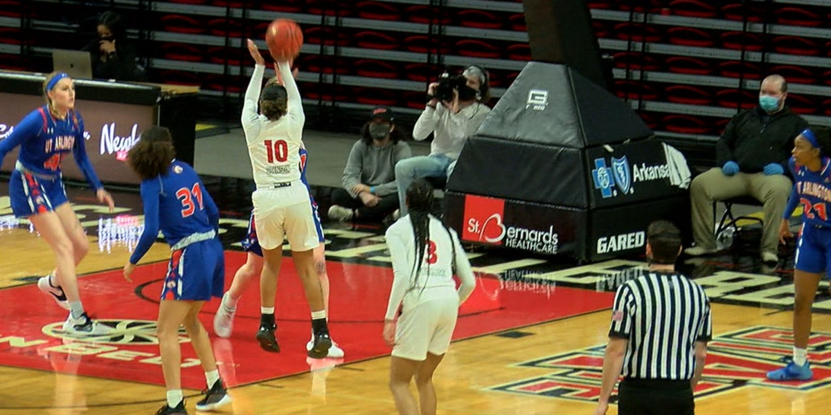 Arkansas State women's basketball falls to UT Arlington