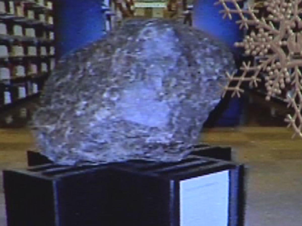 Monday marks 90th anniversary of 800-pound meteorite crashing in Arkansas