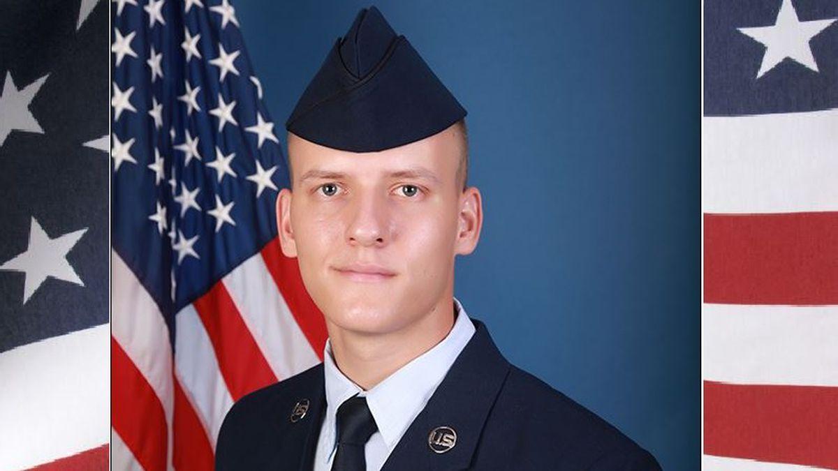 Region 8 Salutes: Airman Colby L. Lonon