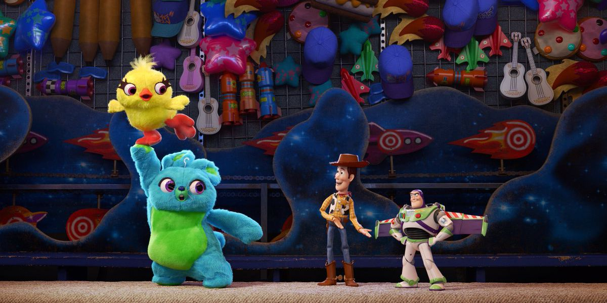 New 'Toy Story 4' teaser airs after the Super Bowl