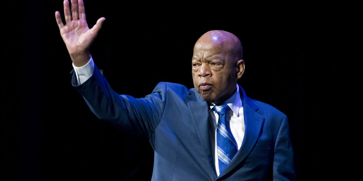 Georgia voters to choose short-term successor to John Lewis