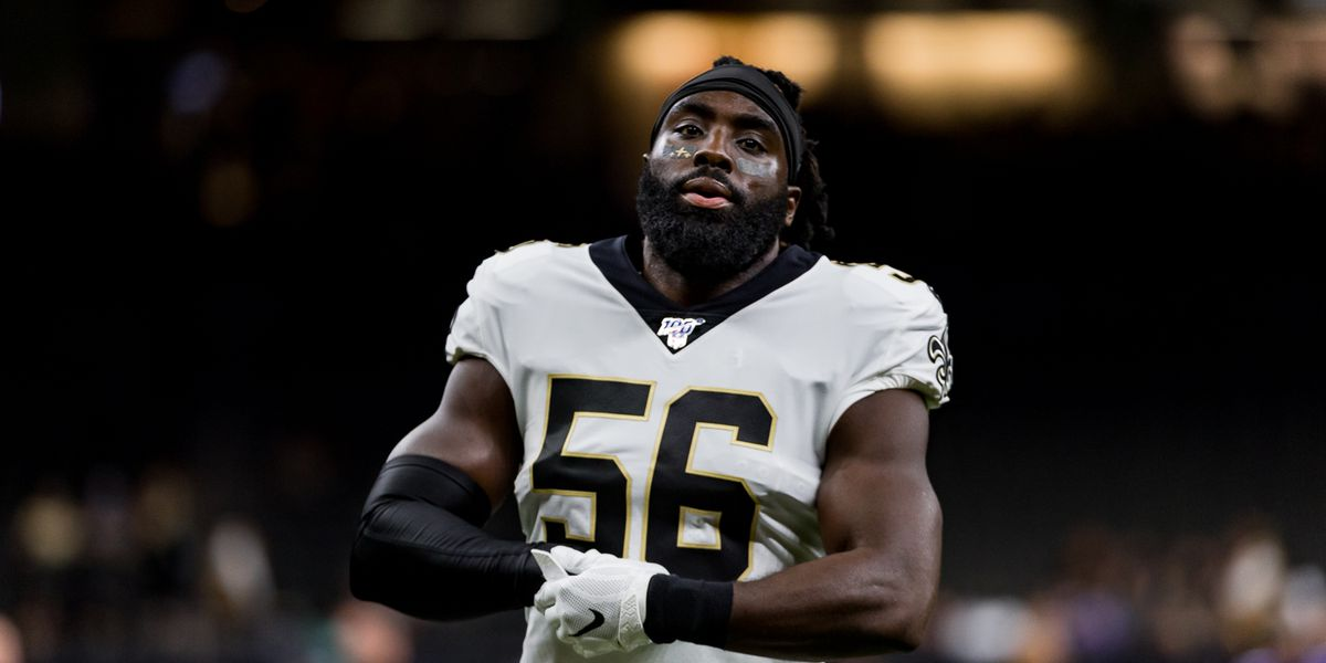 Saints LB Demario Davis selected for 2021 Bart Starr Award