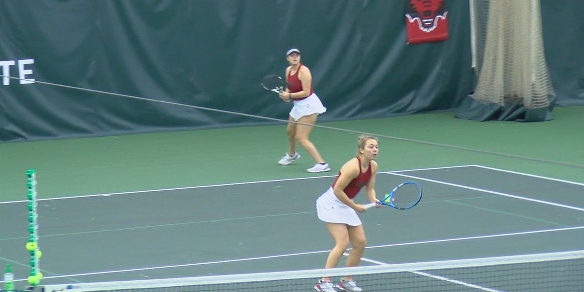 A-State tennis drops Sunday match with SEMO
