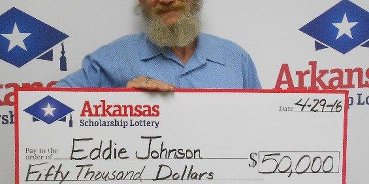 Home makeover made easy for lottery winner