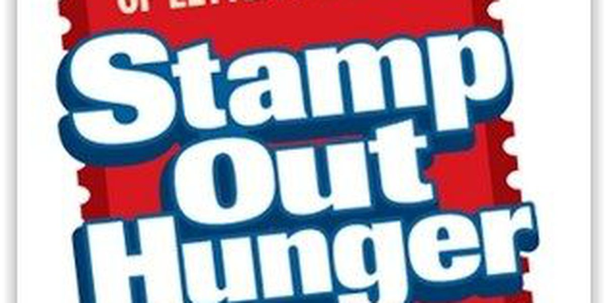 Still time to 'Stamp Out Hunger'