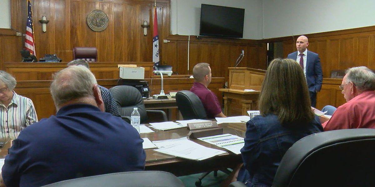 Jackson County officials discuss solar power program