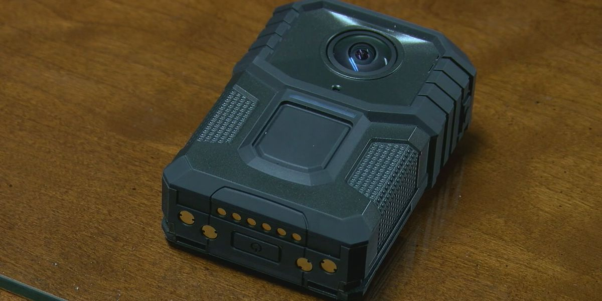 GCSO makes $100,000 technology upgrade; body cameras and in-car cameras