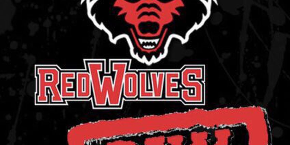 Red Wolves Raw: Men's basketball reacts to win over Florida Atlantic