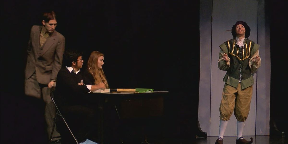 State thespian festival welcomes hundreds, advocates inclusion
