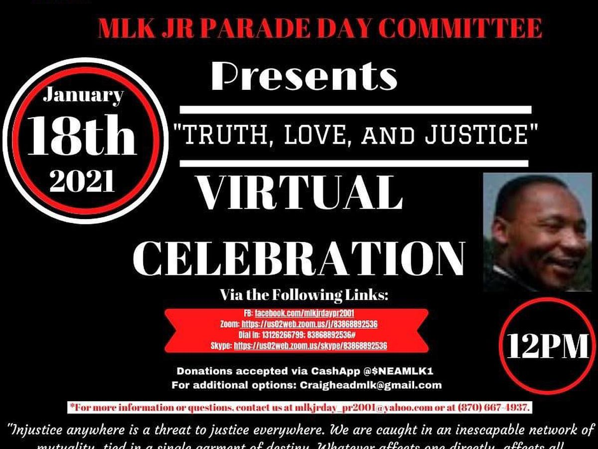Annual Jonesboro MLK parade faces some problems because of pandemic