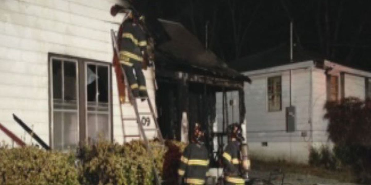 JFD investigating house fire in north Jonesboro