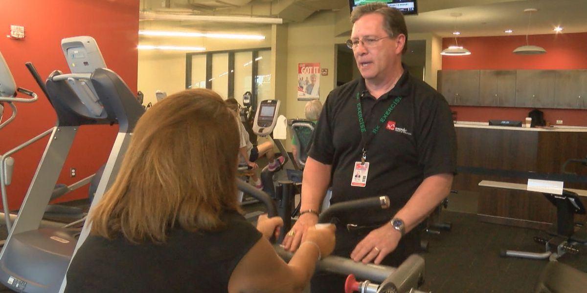 Rehab program helps cancer patients and survivors stay healthy