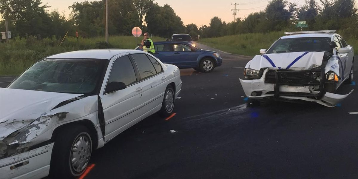 Police work two wrecks near NEA District Fair