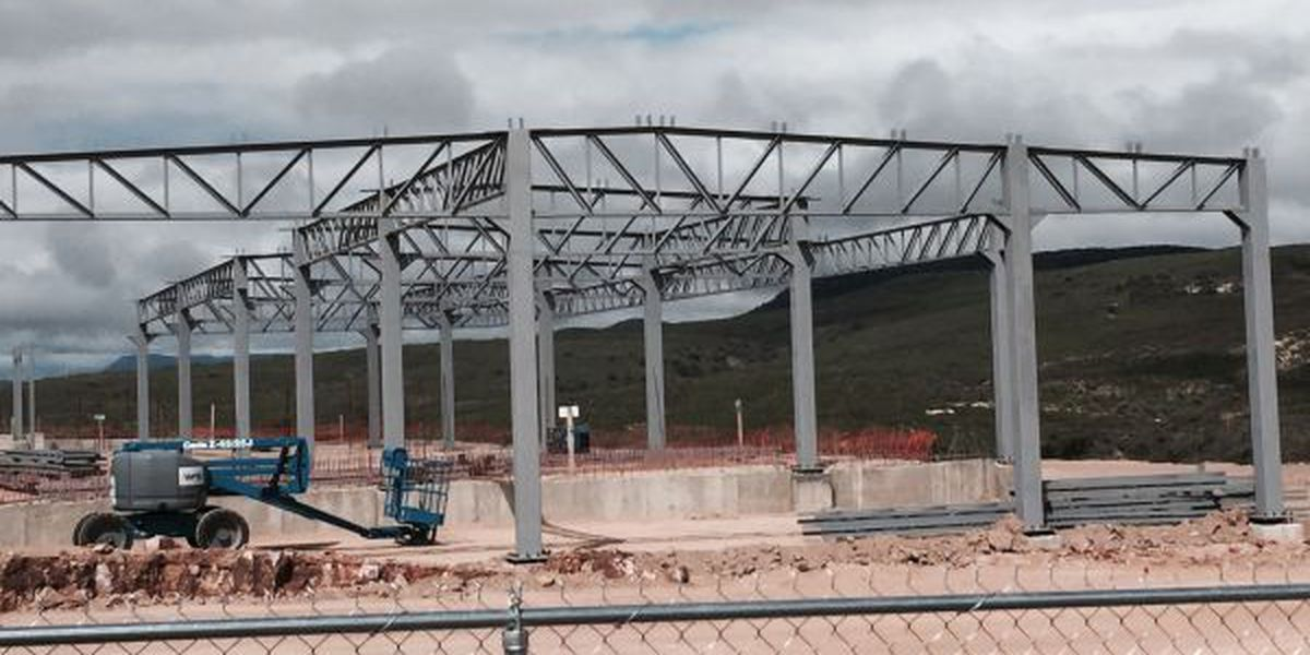 Construction progresses on A-State campus in Mexico