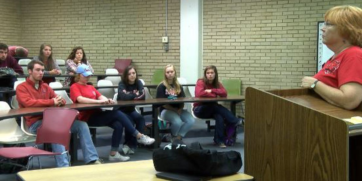 A-State class helping local foster children