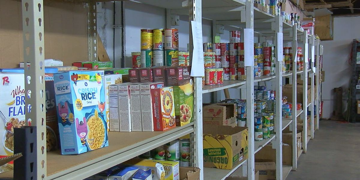 Blytheville Food Pantry low on supplies for holidays