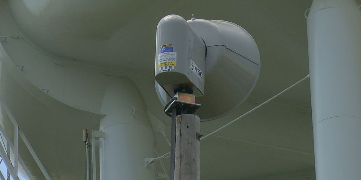 New tornado sirens replace old ones in Paragould