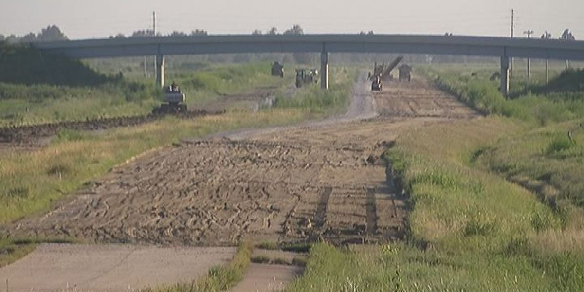 Highway 67 construction nears Lawrence County