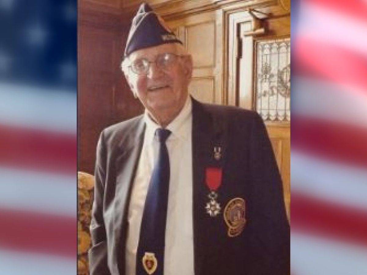 Public memorial service planned for WWII hero