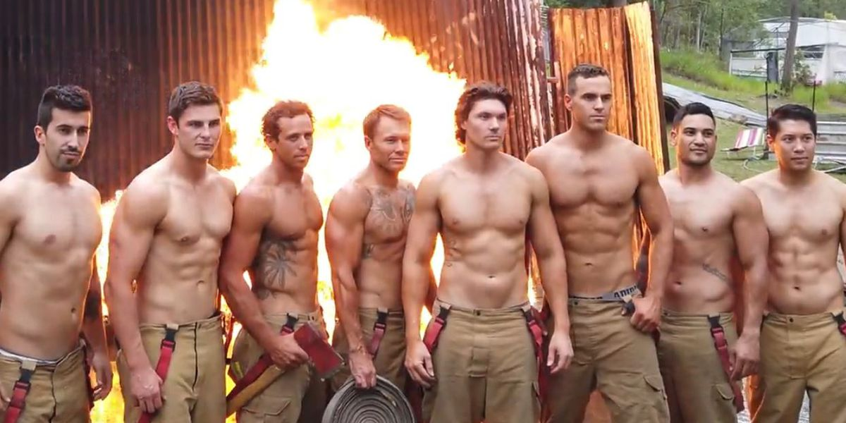 The 2020 Australian Firefighters Calendar is heating up and has a lot more to offer this year