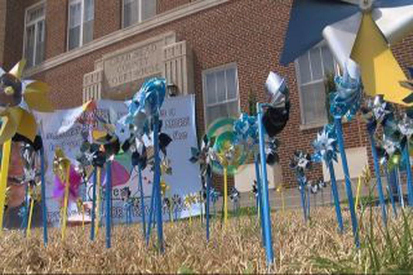 Pinwheels A Symbol For Child Abuse Prevention