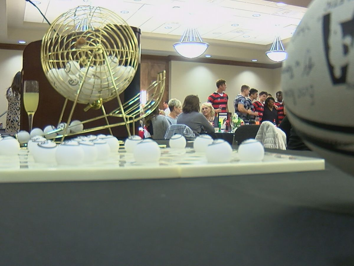 A-State's Rugby Club hosts 3rd annual Bubbles and Bingo