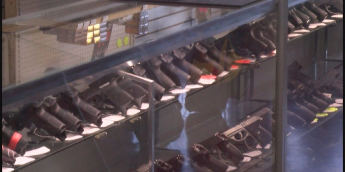 Jonesboro business owner says gun sales are booming