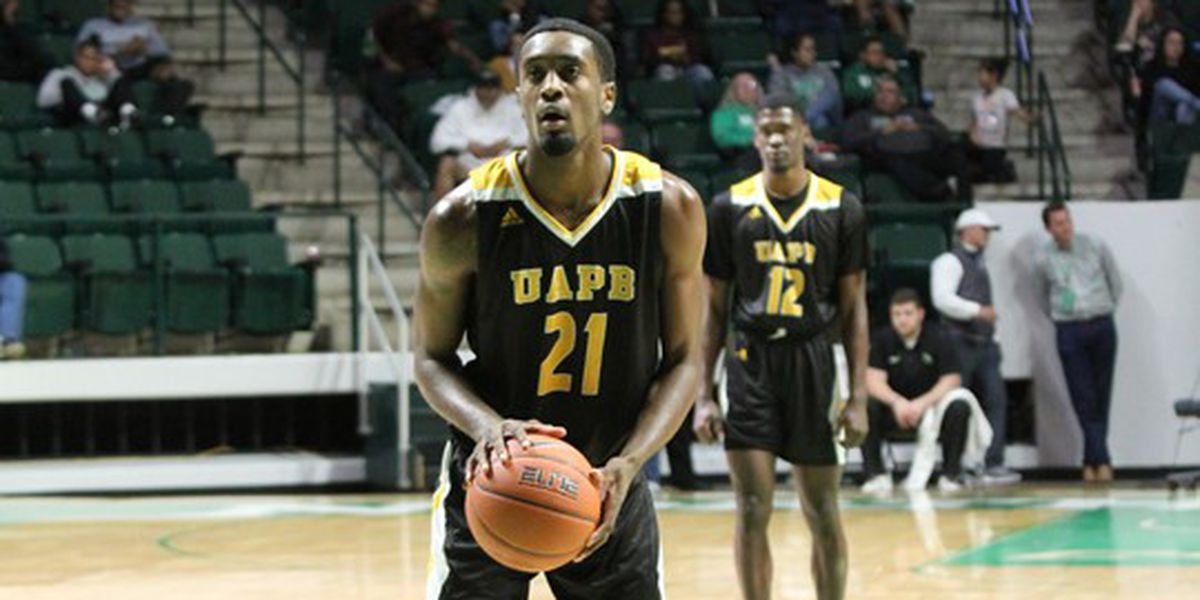 Marion alum Shaun Doss named SWAC Basketball Player of the Week