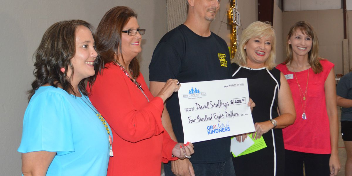 Gr8 Acts of Kindness winner takes on bullying