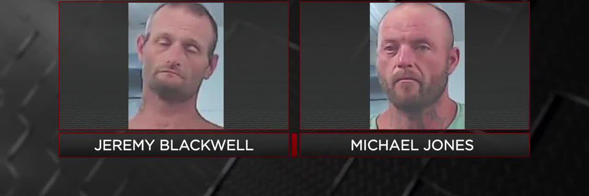 Four arrested in Randolph County drugs busts, Sheriff says