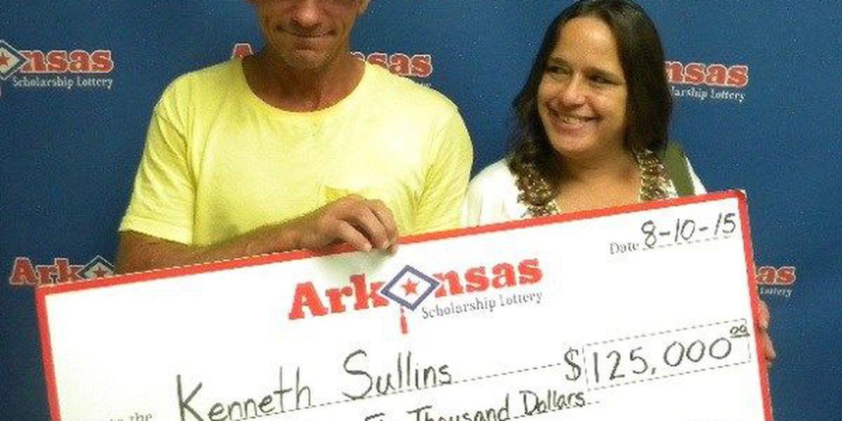 'Big' lottery ticket generates big prize for Jonesboro man