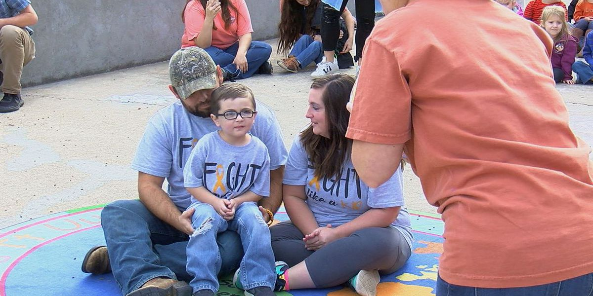 Make A Wish grants wish for child at Discovery Island