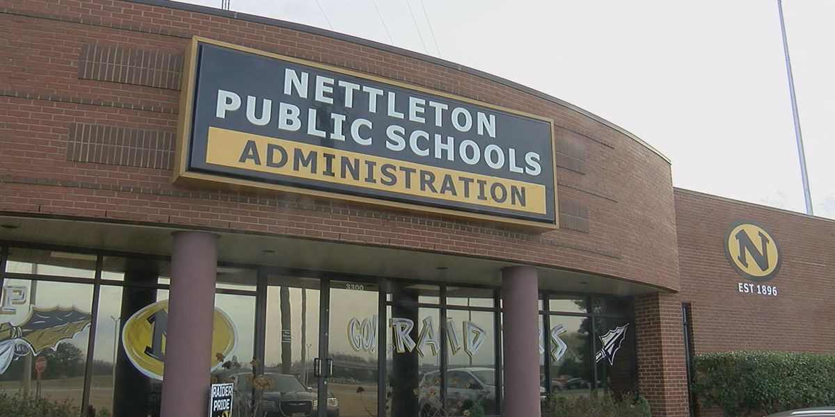 Nettleton school district working with students during two crises